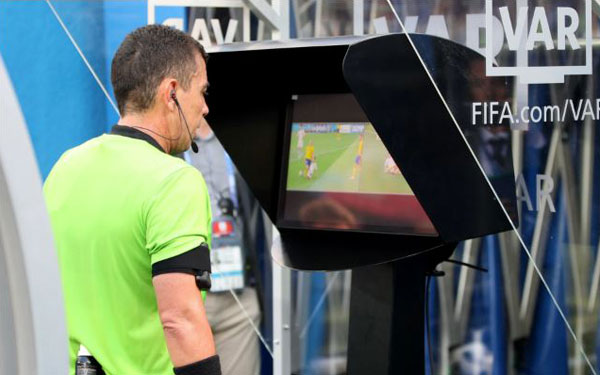 What is VAR, what are the rules, and how is it being used at the 2018 World Cup?