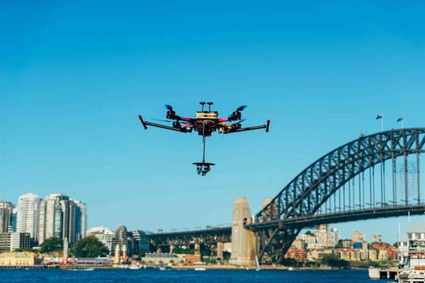 Australia to set up drone identifying systems